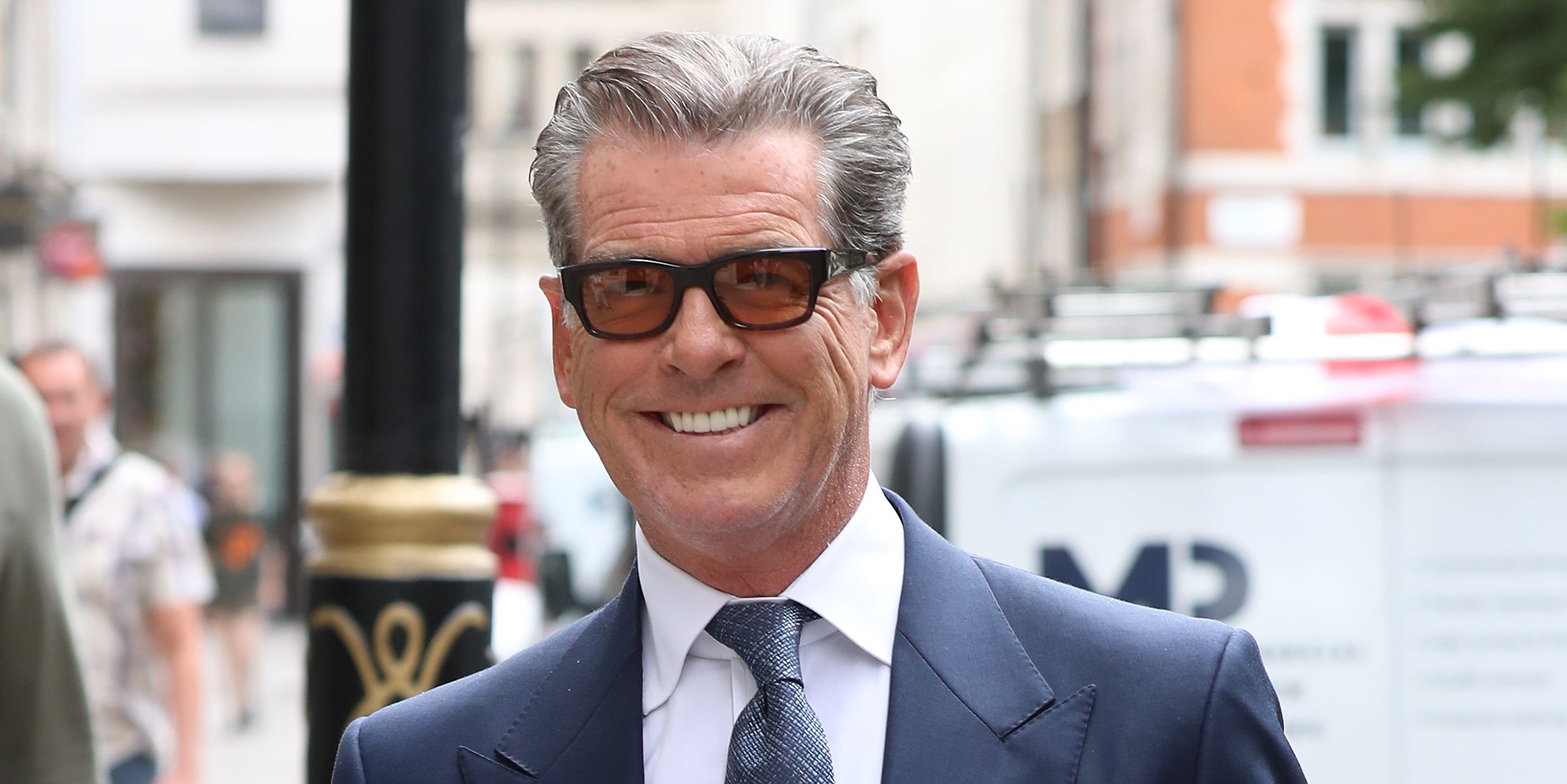 16 Years On After Bond, Pierce Brosnan Is Still Dressing Cooler Than You