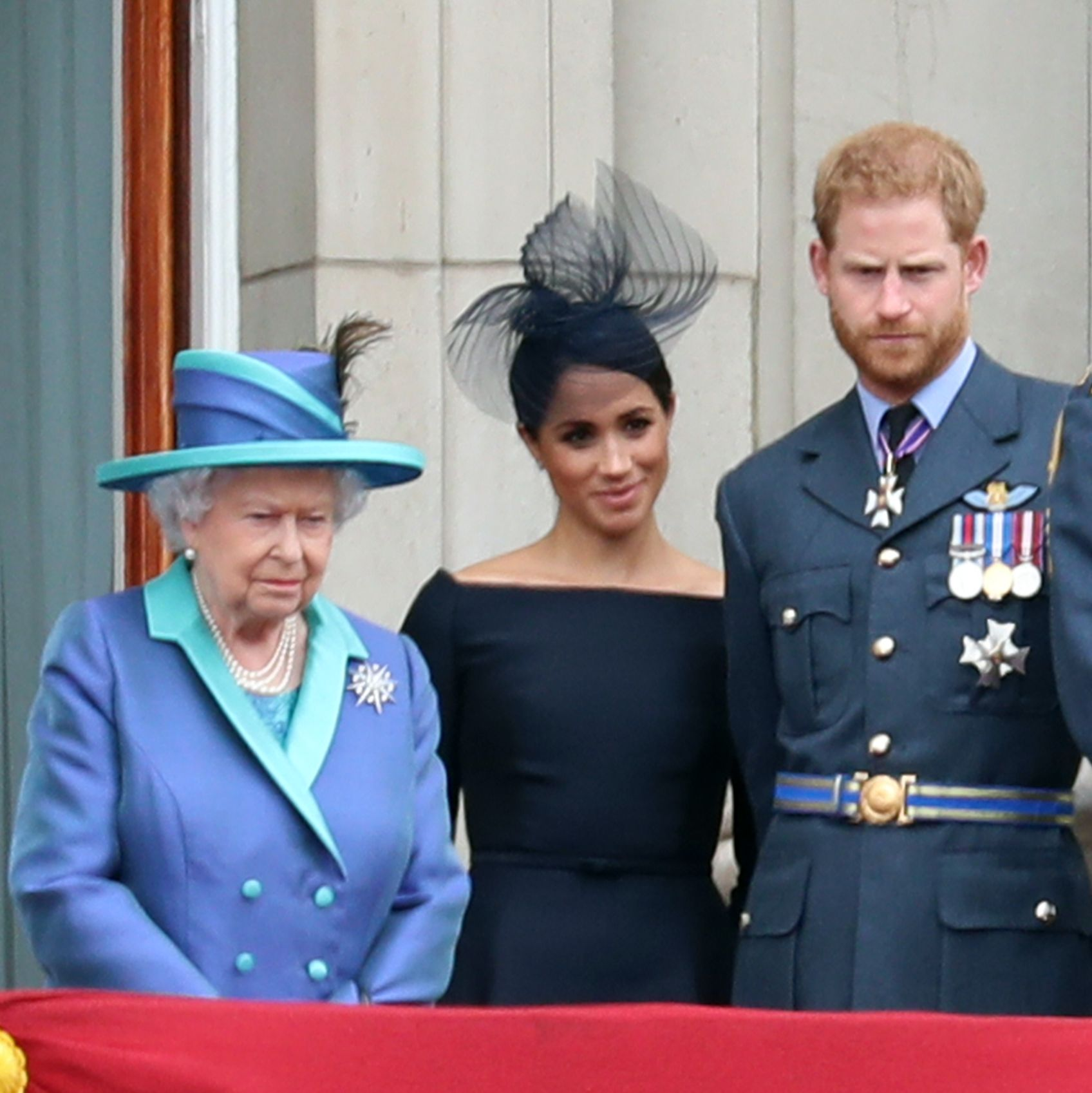 Meghan Markle and Prince Harry Asked for Independence and the Queen Said No