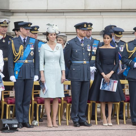Meghan, Harry, William and Kate's charity the Royal Foundation will split up