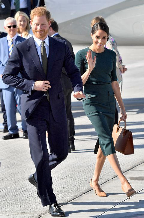 0227845e52 Meghan Markle's $40K+ Dublin Tour Outfits - Price of Duchess of ...