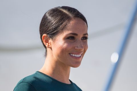 How Meghan Markle managed to go undetected on her flight to Canada last week