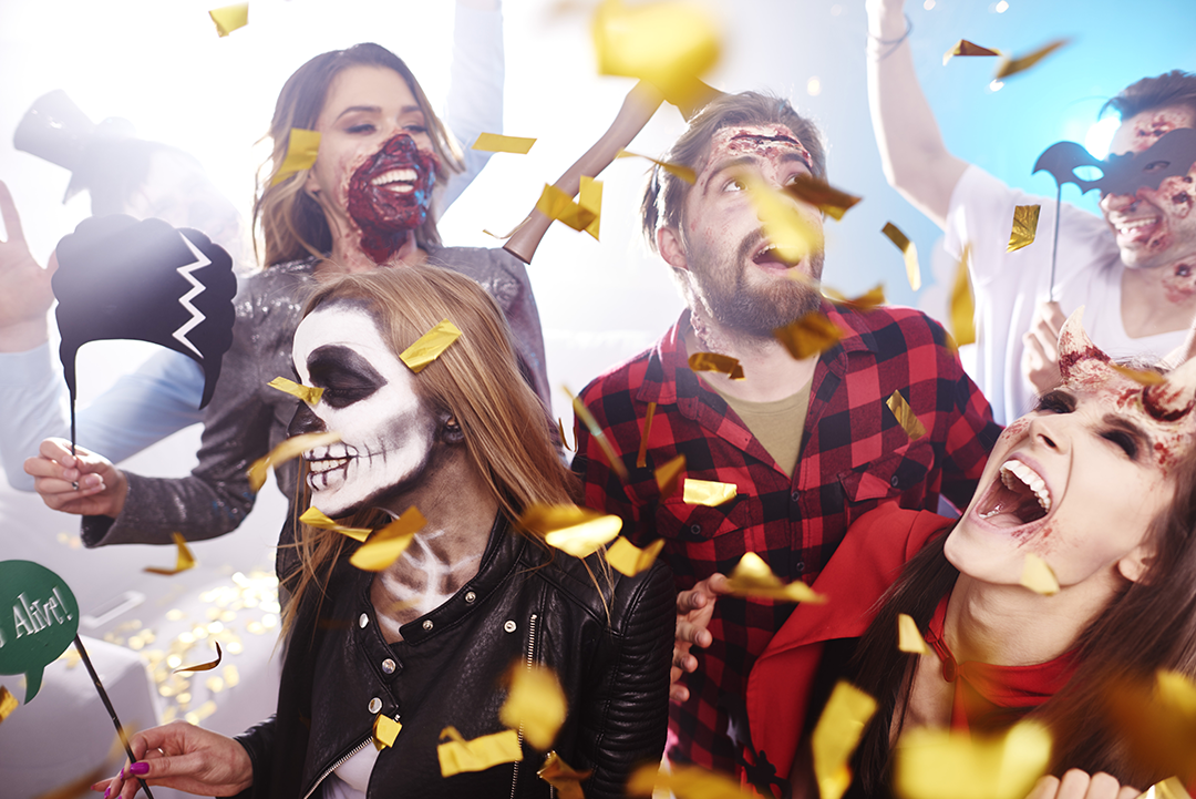 25 Halloween Party Games for Adults, Including Halloween