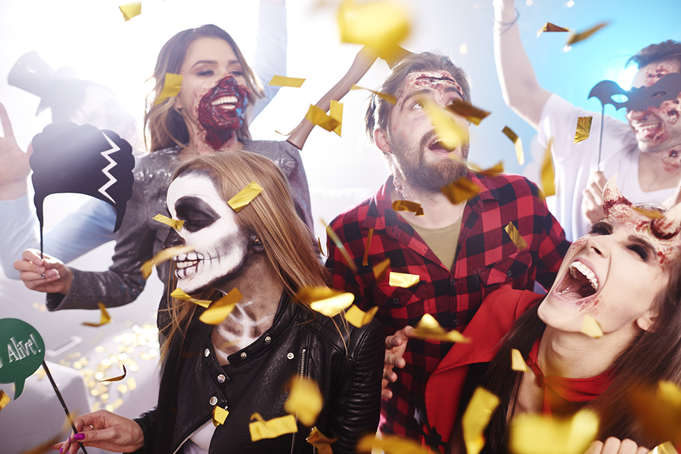 25 Fun Halloween Party Games for Adults Your Guests Will Love