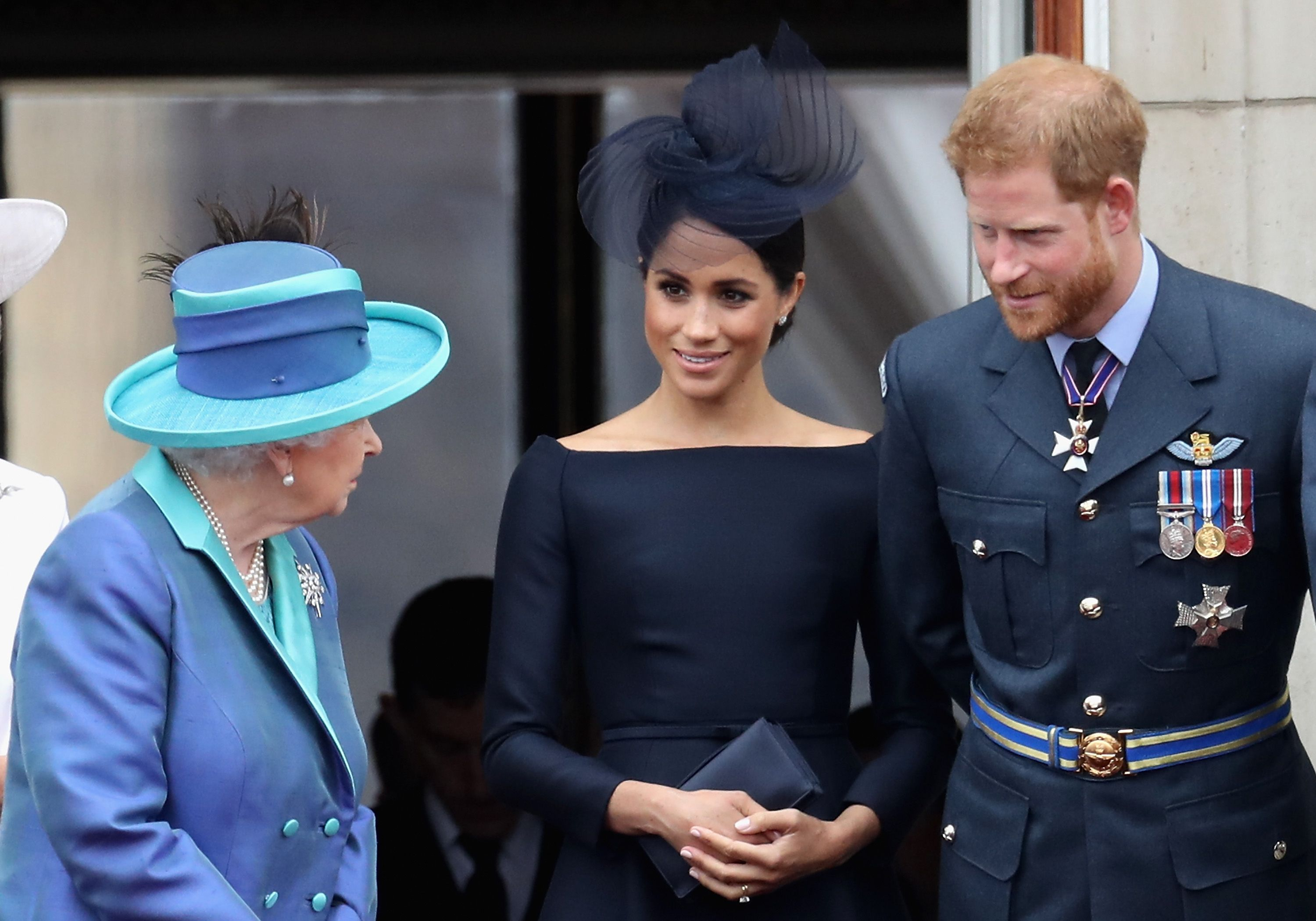 Prince Harry Reportedly Tried to Meet With the Queen, but Was Blocked by Courtiers