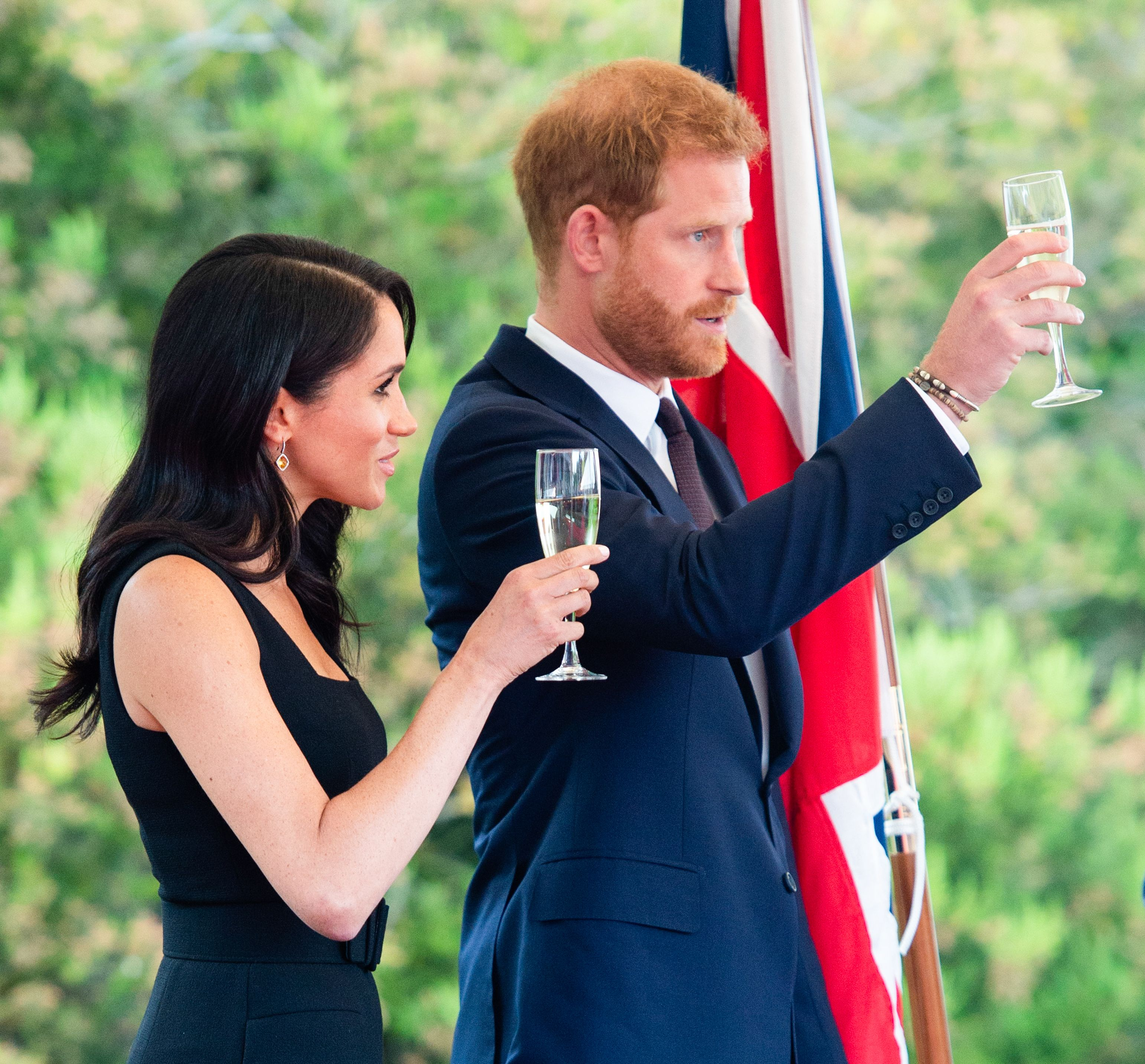 The picture that proves Meghan Markle and Prince Harry aren't having children quite yet