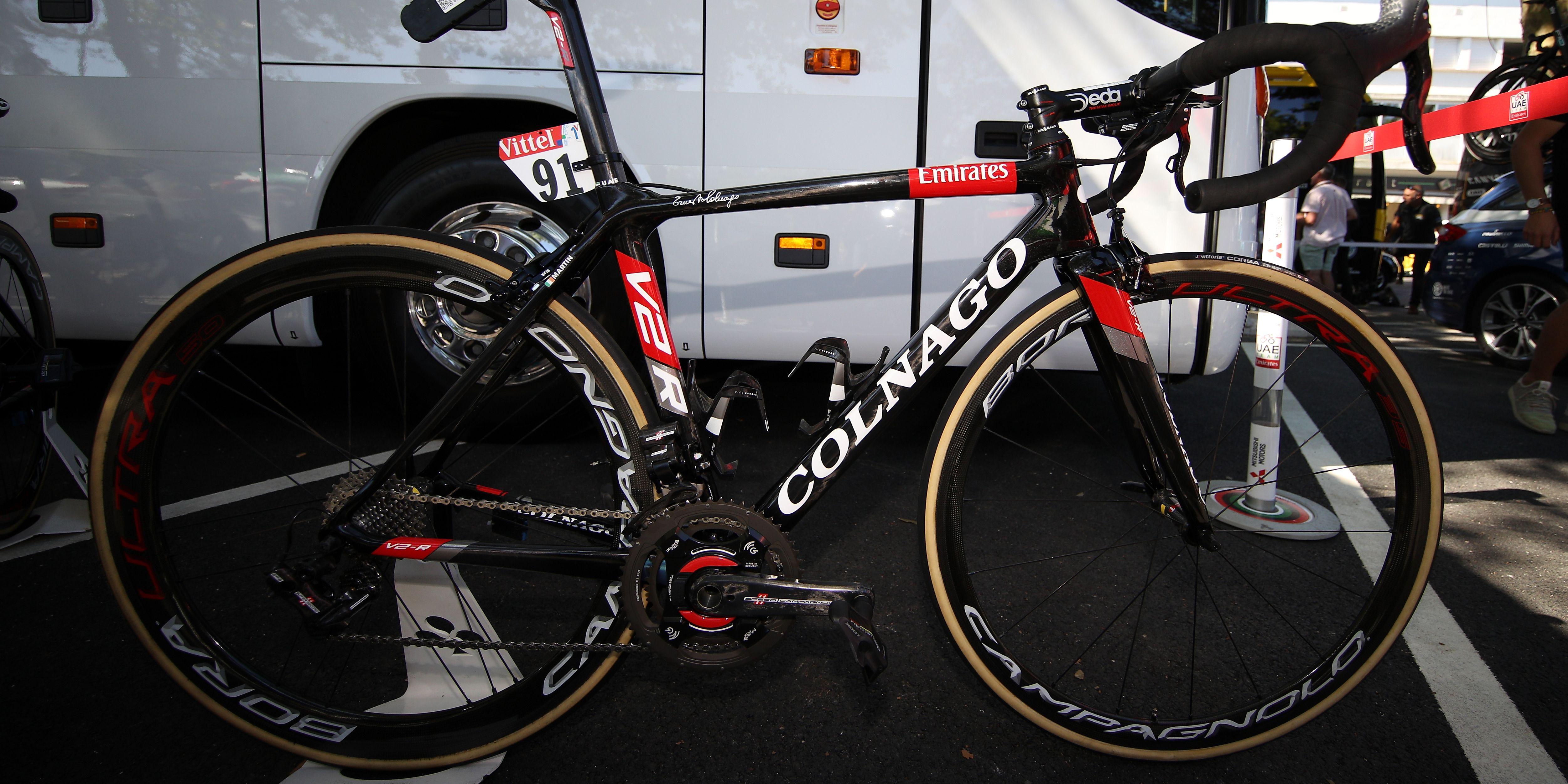 Dan Martin's Colnago V2R