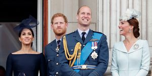 What does Prince William and Prince Harry splitting royal Households mean?