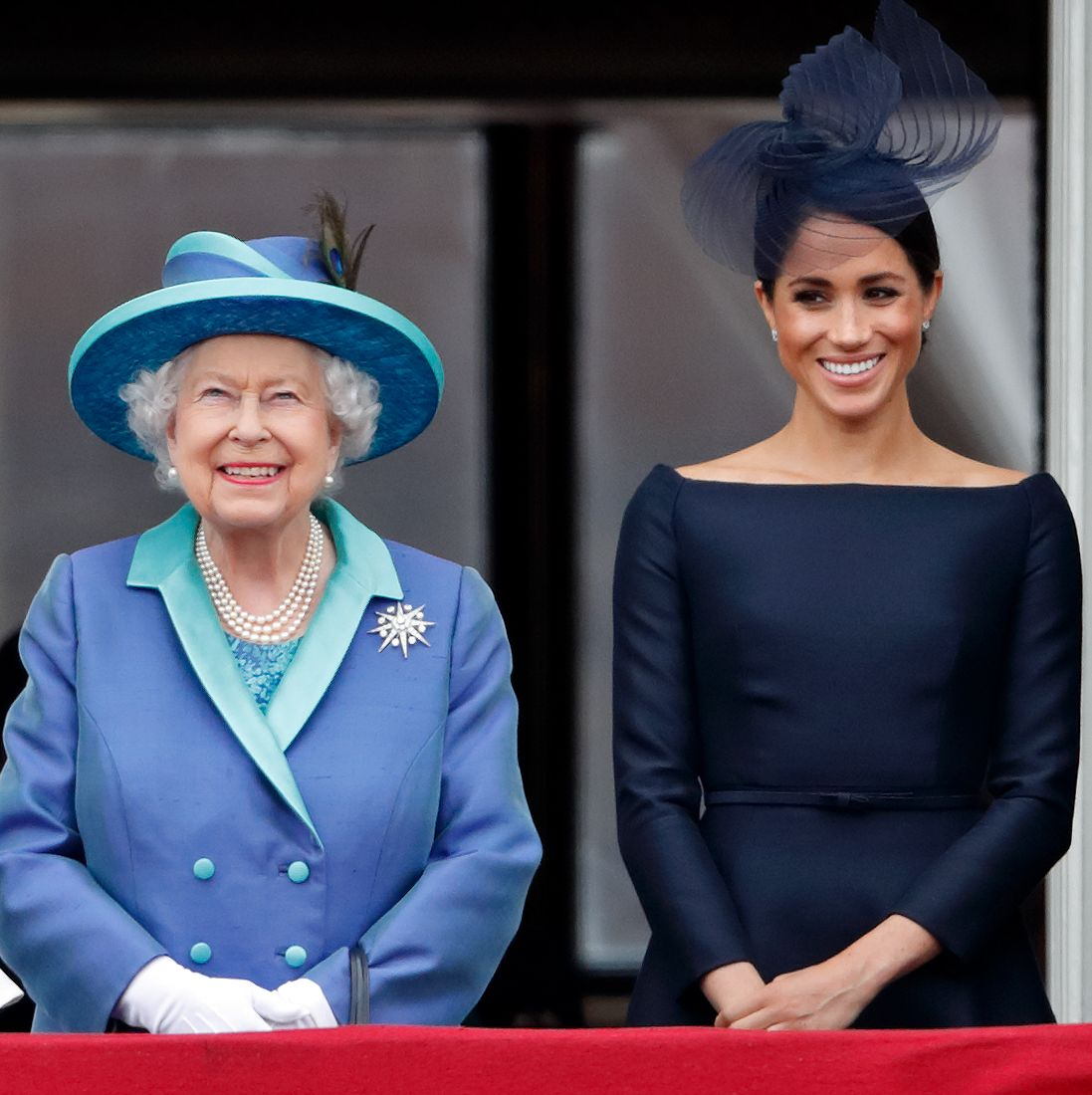 Queen Elizabeth Will Pass on Her Royal Patronage to Meghan Markle in the New Year