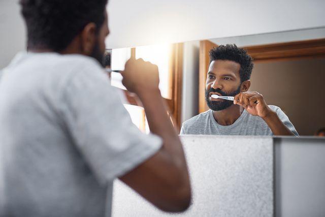 is het erg om een dag je tanden niet te poetsen