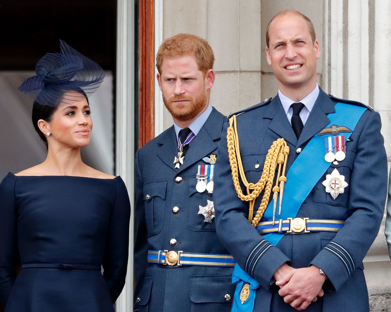 The Real Story Behind That Video of Prince William Ignoring Meghan Markle