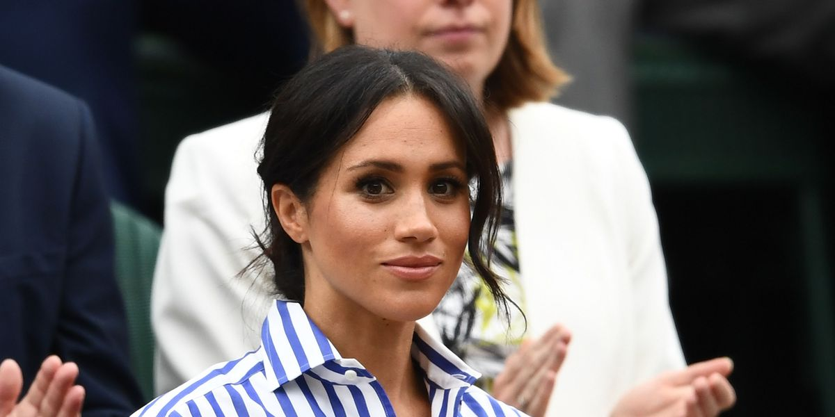 Buckingham Palace Announces Inquiry Into Bullying Claims Against Meghan Markle