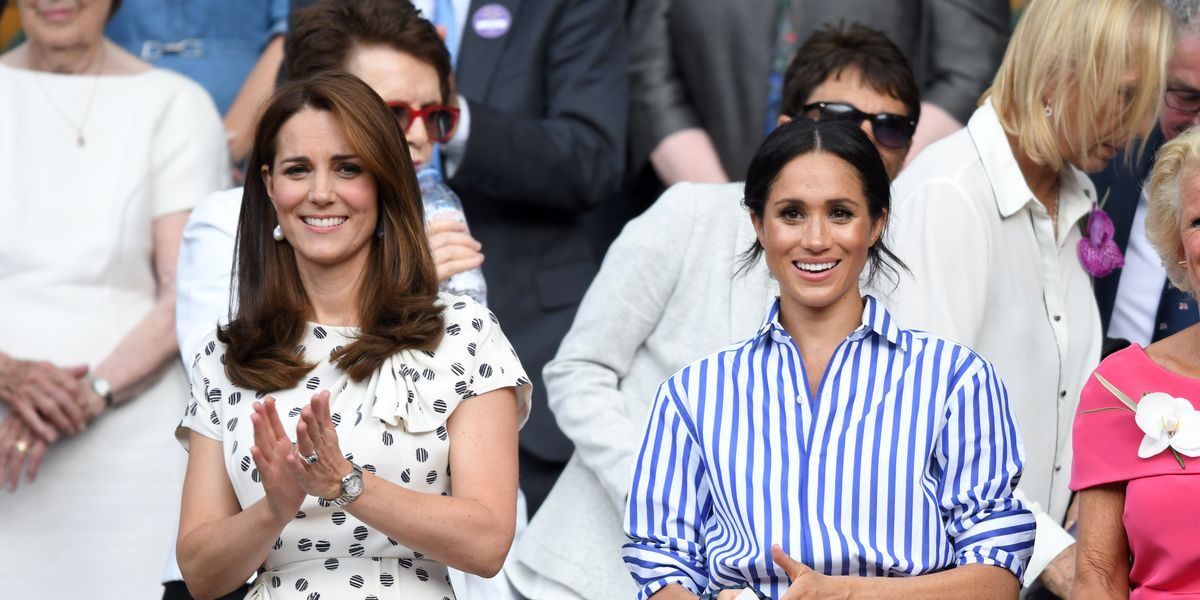 Apparently Kate Middleton 'Didn't Have The Energy' To Bond With Meghan Markle