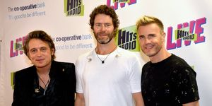 Hits Radio Live 2018 At Manchester Arena