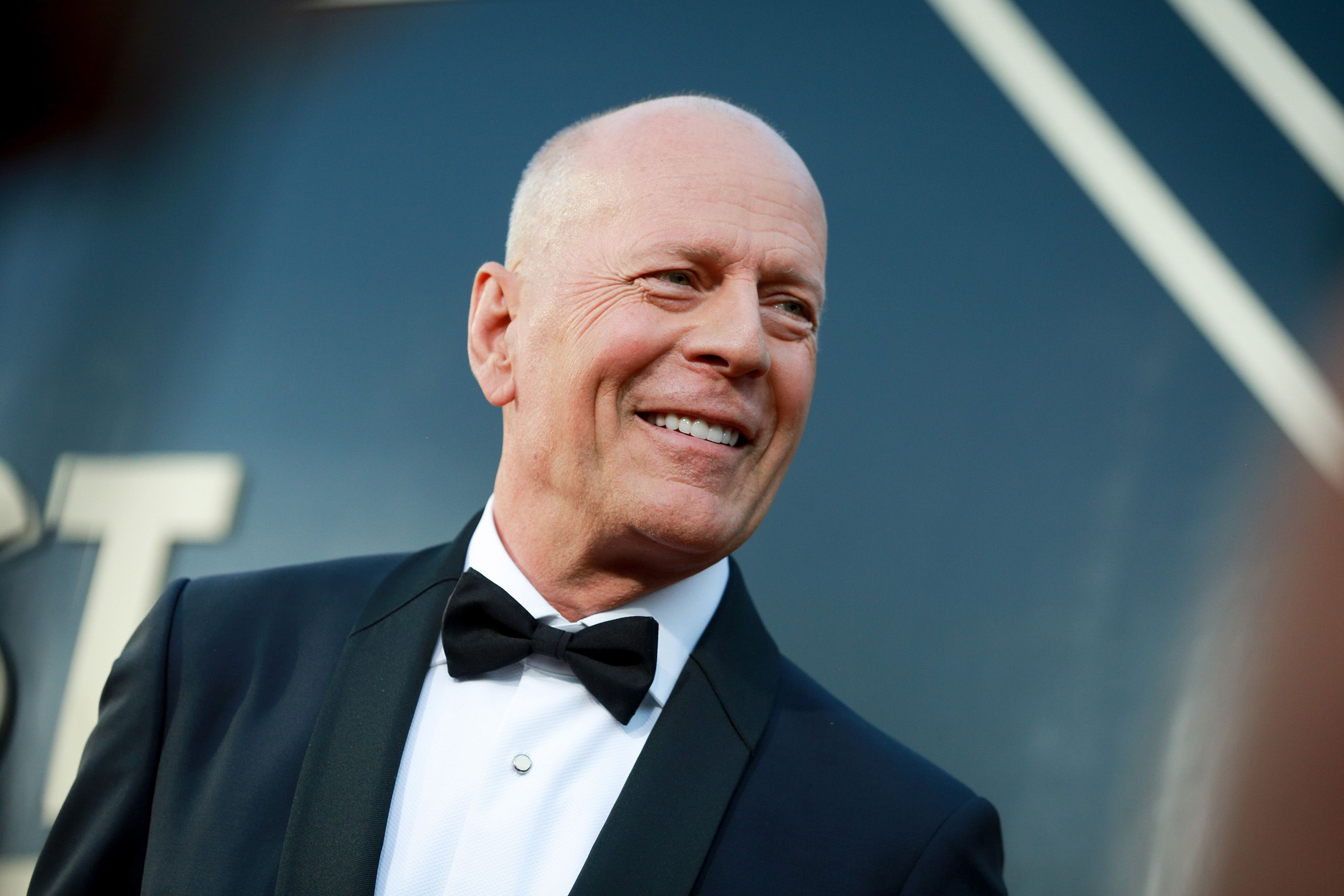 Bruce Willis at 63 The multi-faceted actor made his broadway debut in 2015 with Misery .