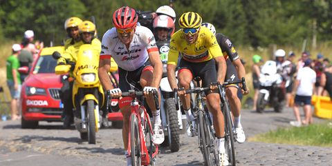 The Fastest Bike on Cobbles at the Tour de France