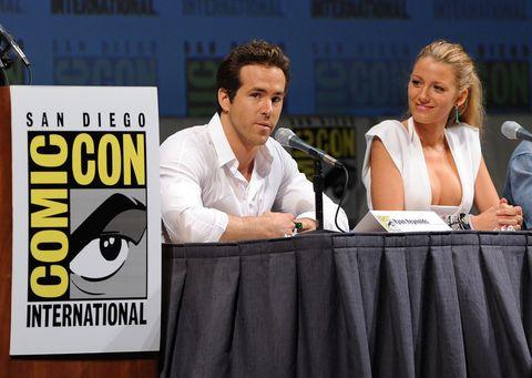 """Green Lantern"" Panel - Comic-Con 2010"
