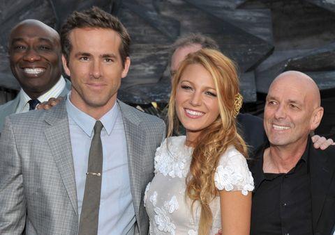 """Green Lantern"" Los Angeles Premiere - Red Carpet"