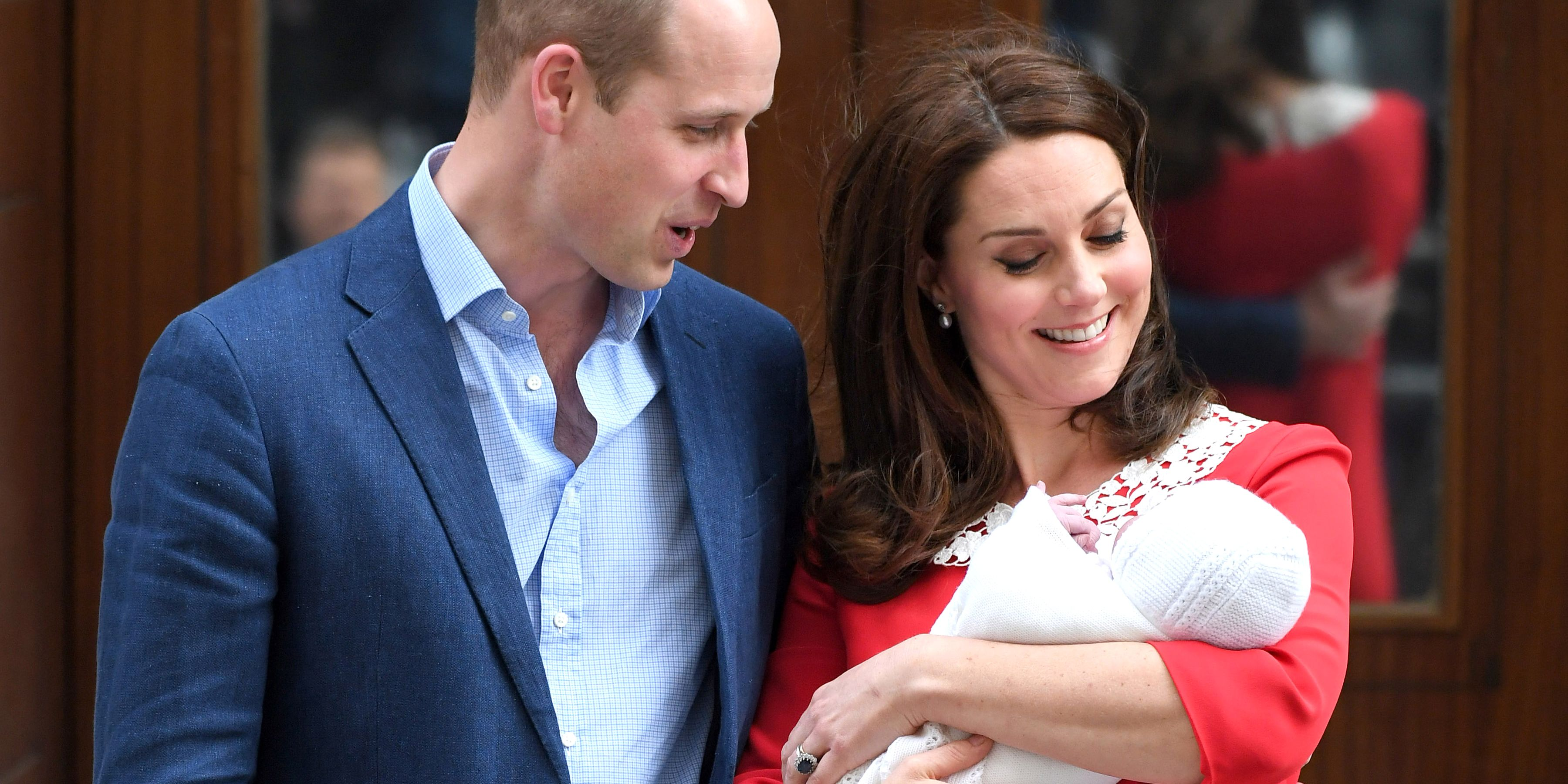 Prince William Duchess Catherine Kate Middleton royal baby