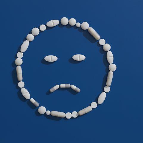 co-codamol (Zapain)side effects