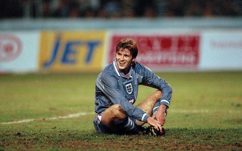 David Beckham 1996