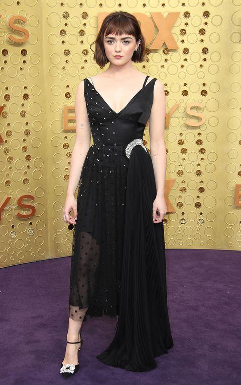 71st Emmy Awards - Maisie WilliamsArrivals