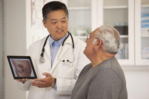 Finasteride for enlarged prostate