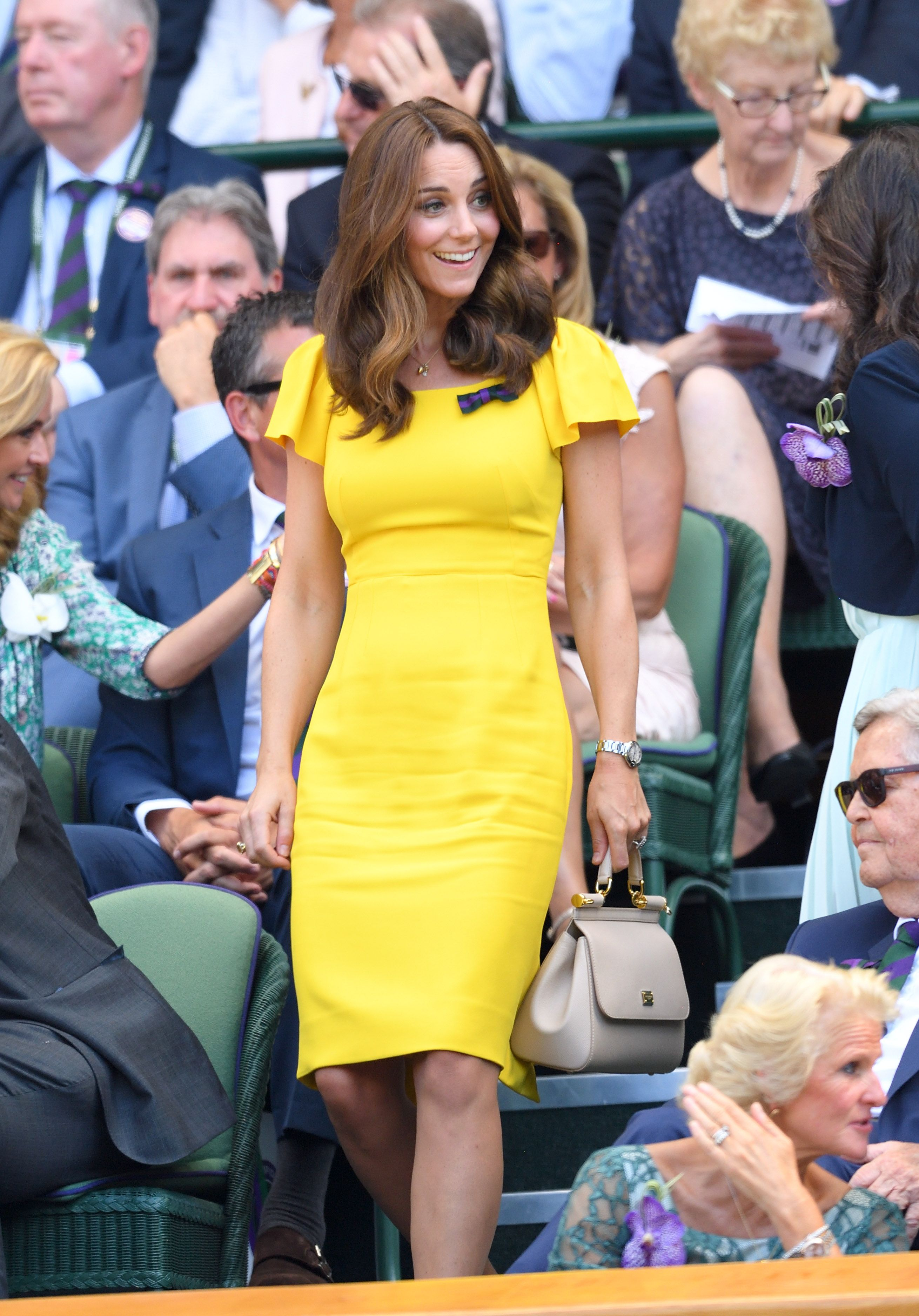 Kate Middletons Parents Are Reportedly Moving in With Her and Prince William foto