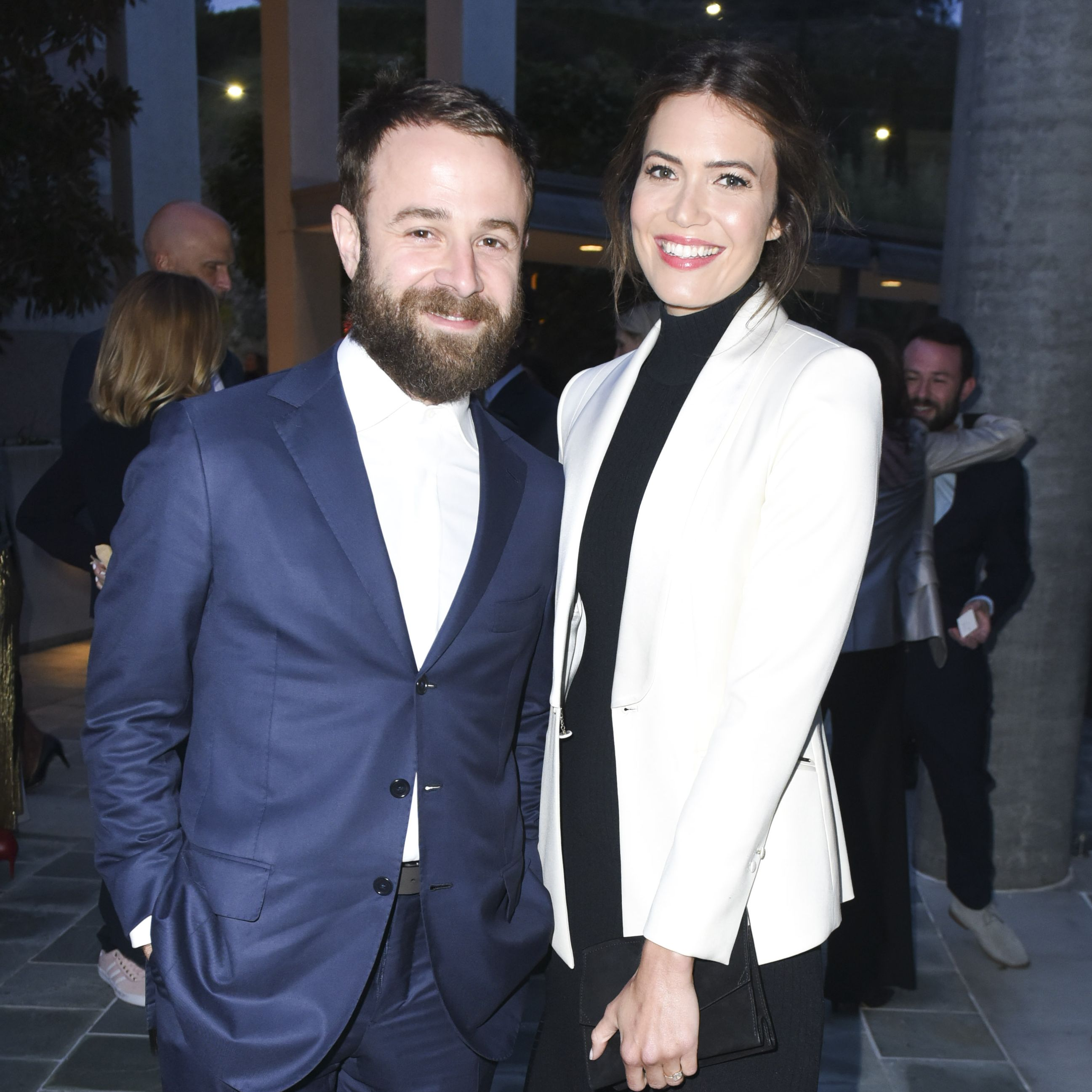 Mandy Moore Married Taylor Goldsmith in an Intimate, Boho-Style Wedding This Weekend
