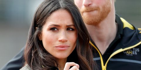 Meghan Markle, Prince Harry, Invictus Games Trials, concern