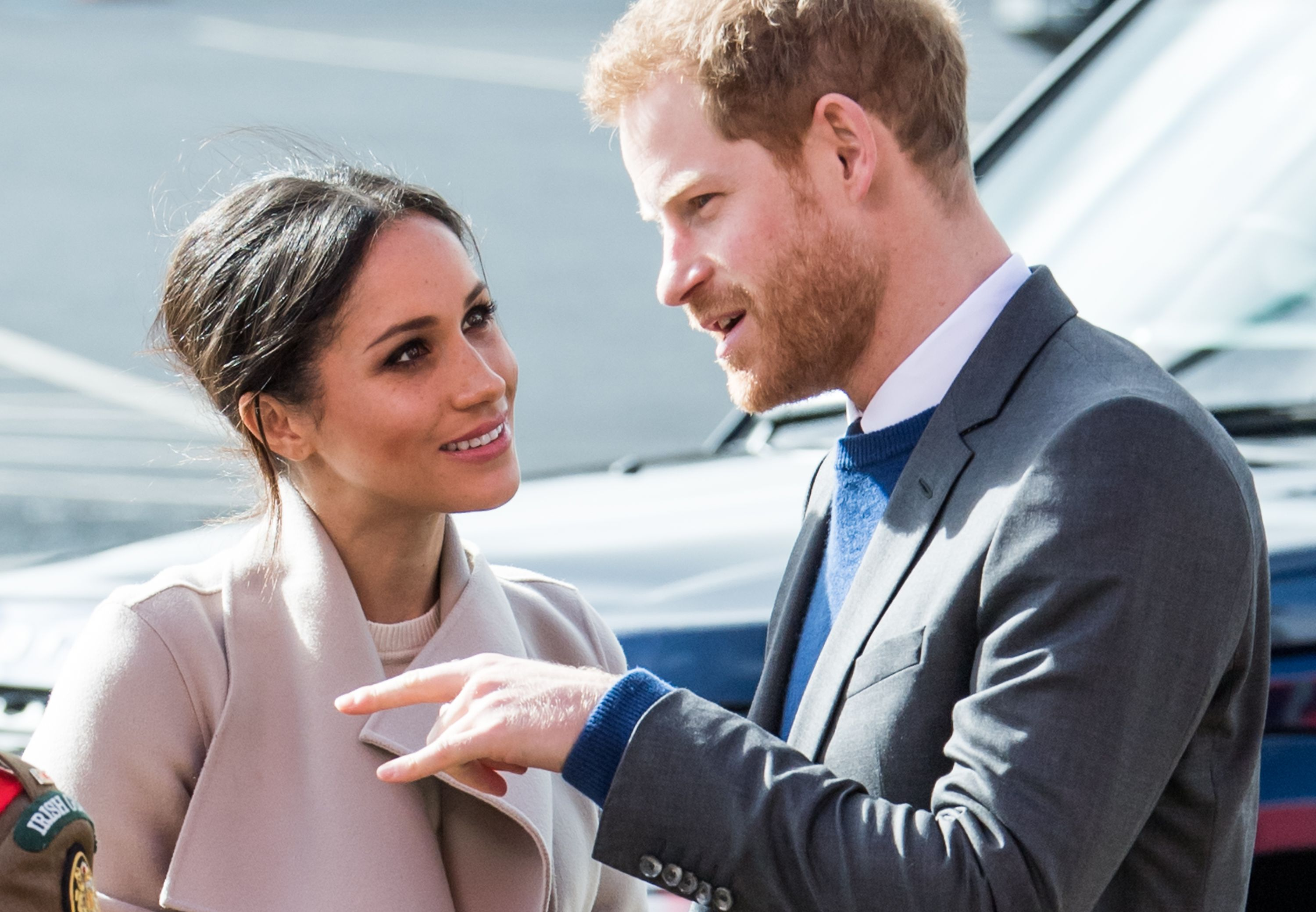 Prince Harry and Meghan Markle's Children's Surname Will Probably Be This