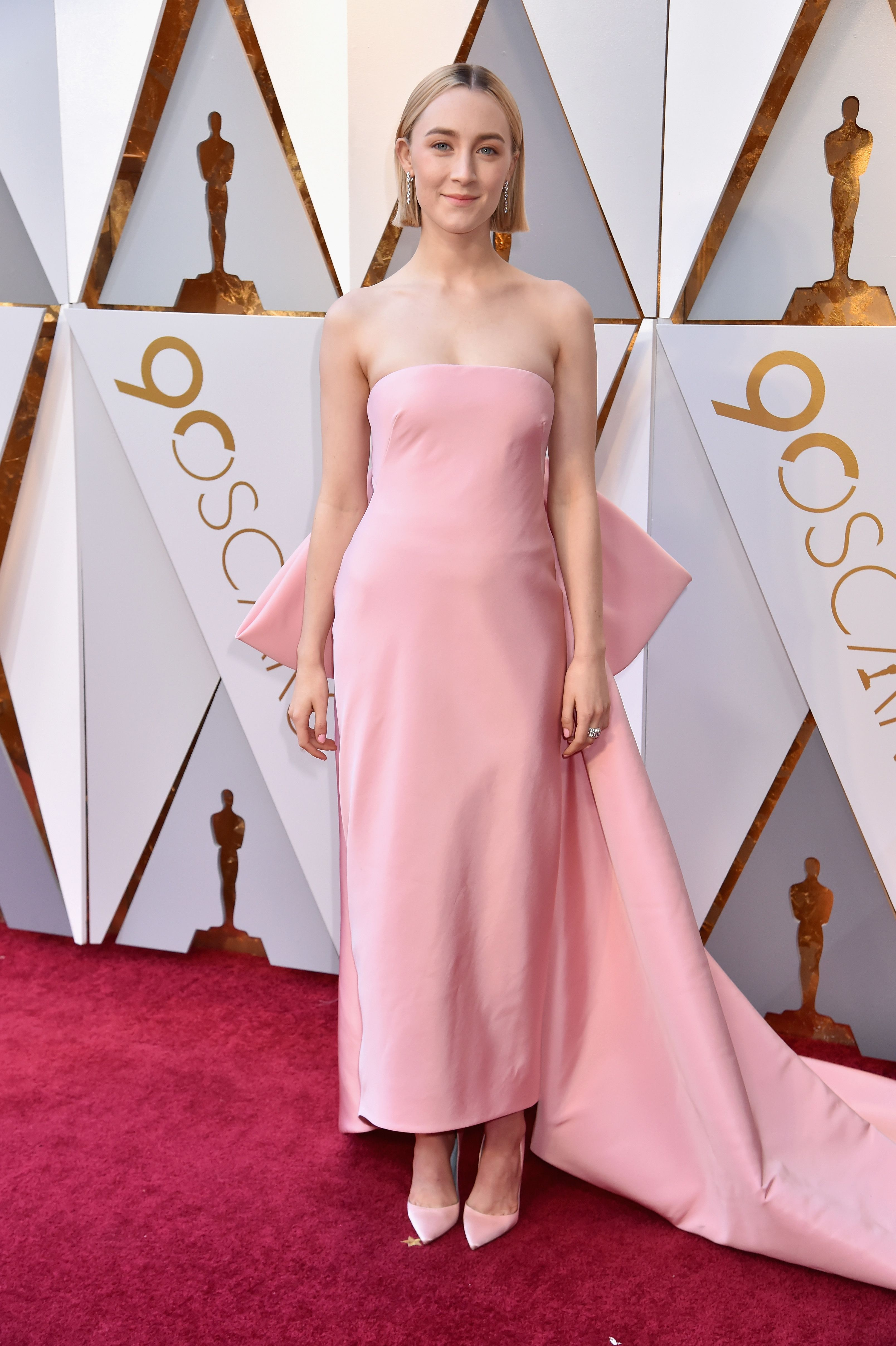 All Oscars 2018 Red Carpet Dresses - Every Academy Awards Celebrity Look d5d5d6593