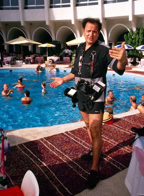 paparazzi photographe rum galella en 1990