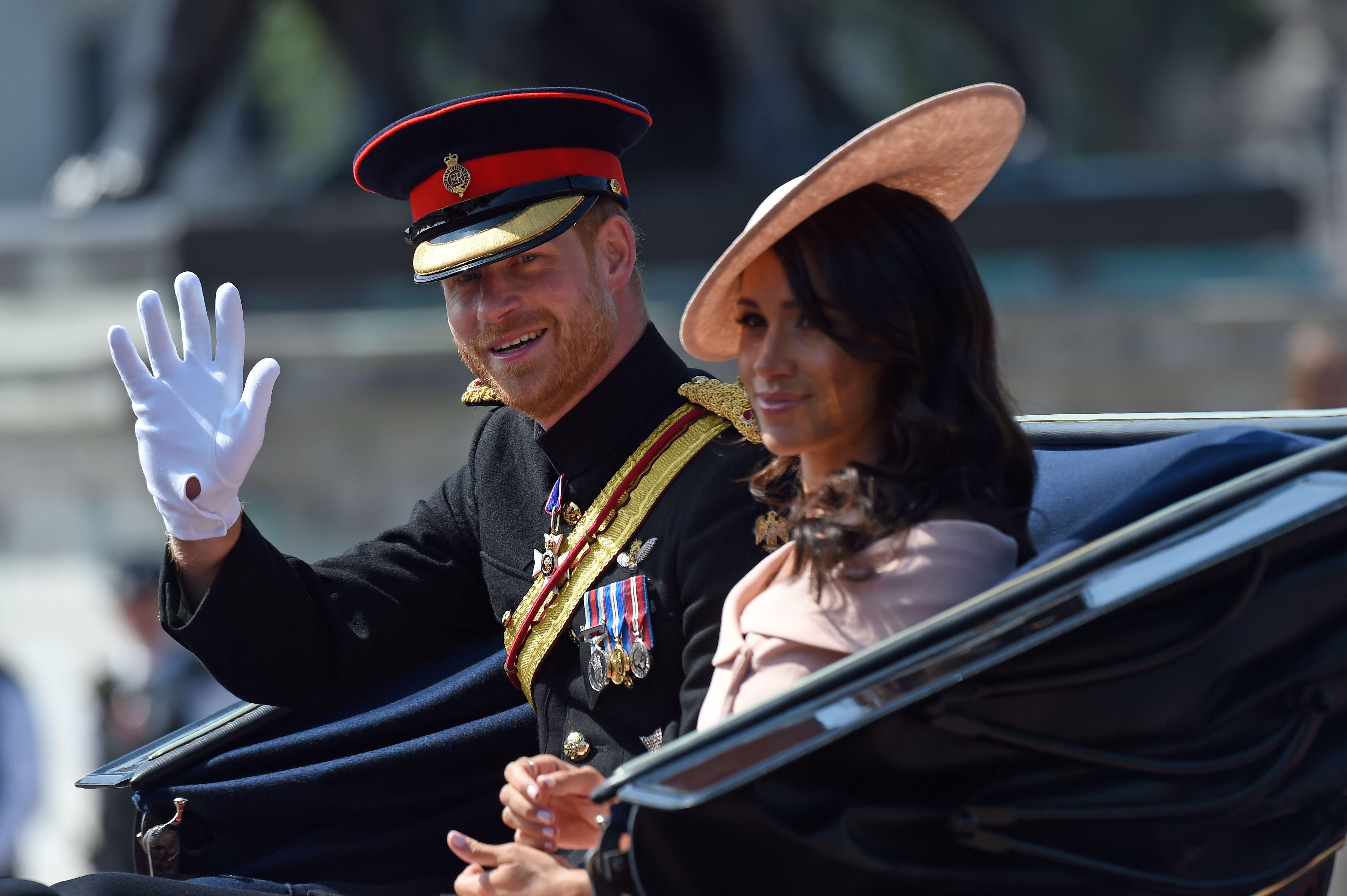 Prince Harry Reportedly Gives Meghan Markle Fashion Advice