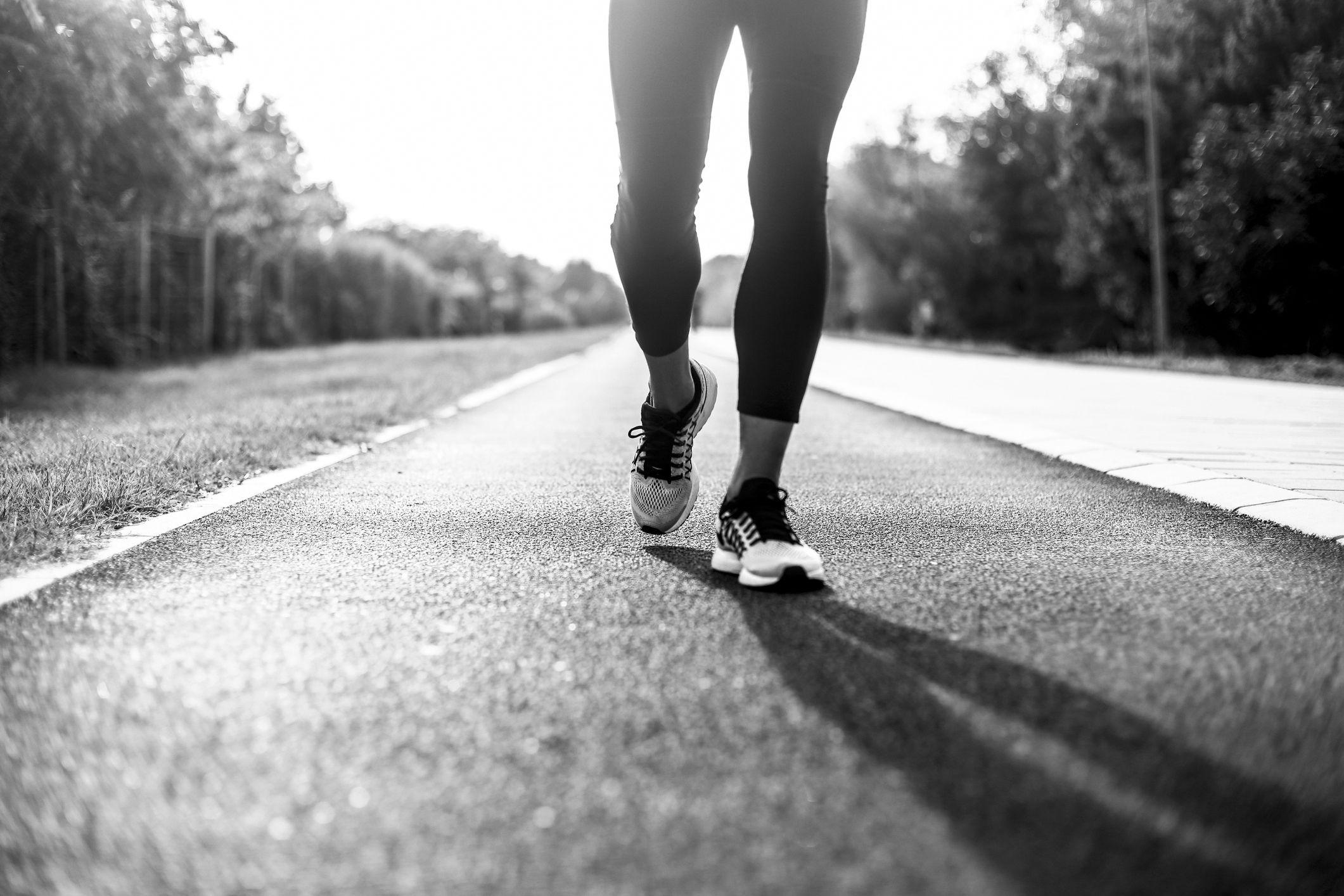 5x wandelpauzes voor sneller hardlopen