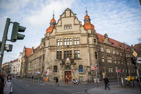 District Court Neukölln in Berlin, Germany