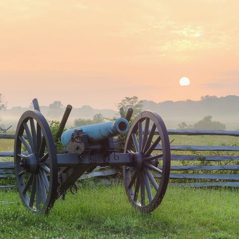 Vehicle, Cannon, Sky, Car, Landscape, Rim, Spoke, Wheel,