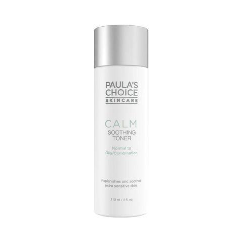 paula's choice calm milde liquid toner   gevoelige huid   118 ml milde toner kalmeert een gevoelige, geïrriteerde huid en vermindert roodheid