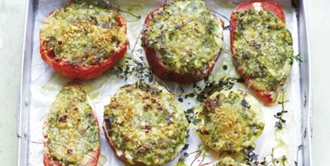 Dish, Food, Cuisine, Ingredient, Stuffed clam, Produce, Vegetarian food, Recipe, Stuffed peppers, Finger food,
