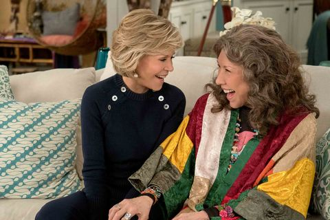 Grace and Frankie Season 7 Will Mark the End of the Longest-Running Netflix Show