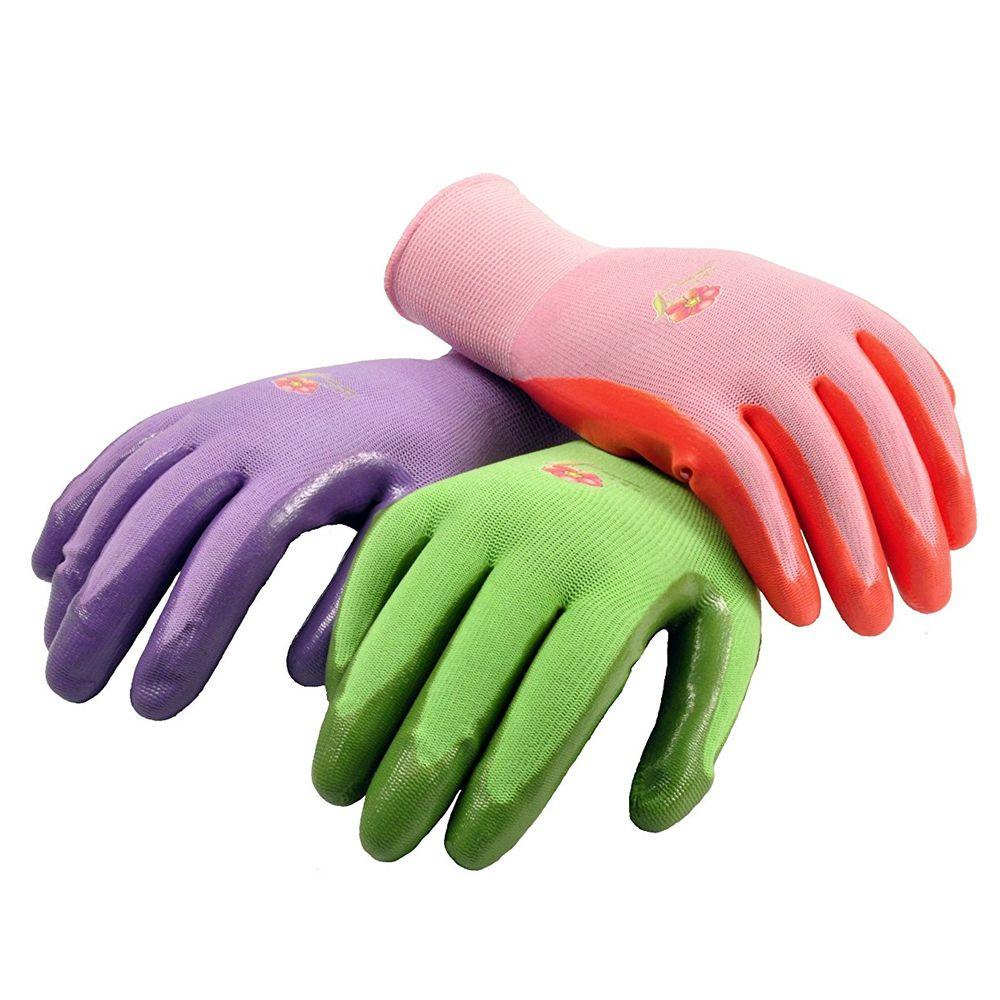 G U0026 F Womenu0027s Garden Gloves (Six ...