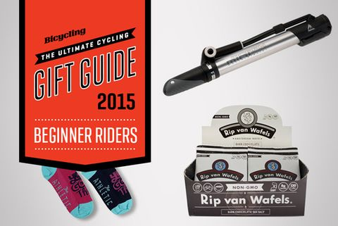 Beginners cycling gifts