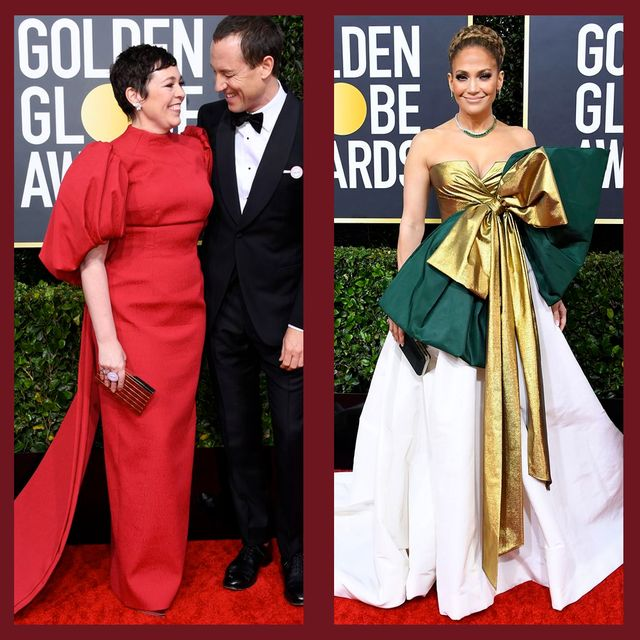 Golden Globes 2020 Best Dressed Celebrity Fashion On The