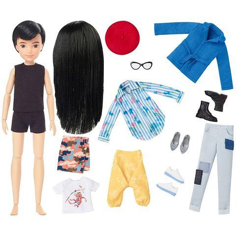 Image result for Mattel Creates Its 1st Gender-Neutral Doll.