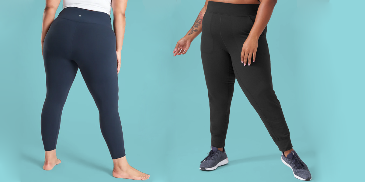 These Are the Best Workout Clothes for Plus-Size Women