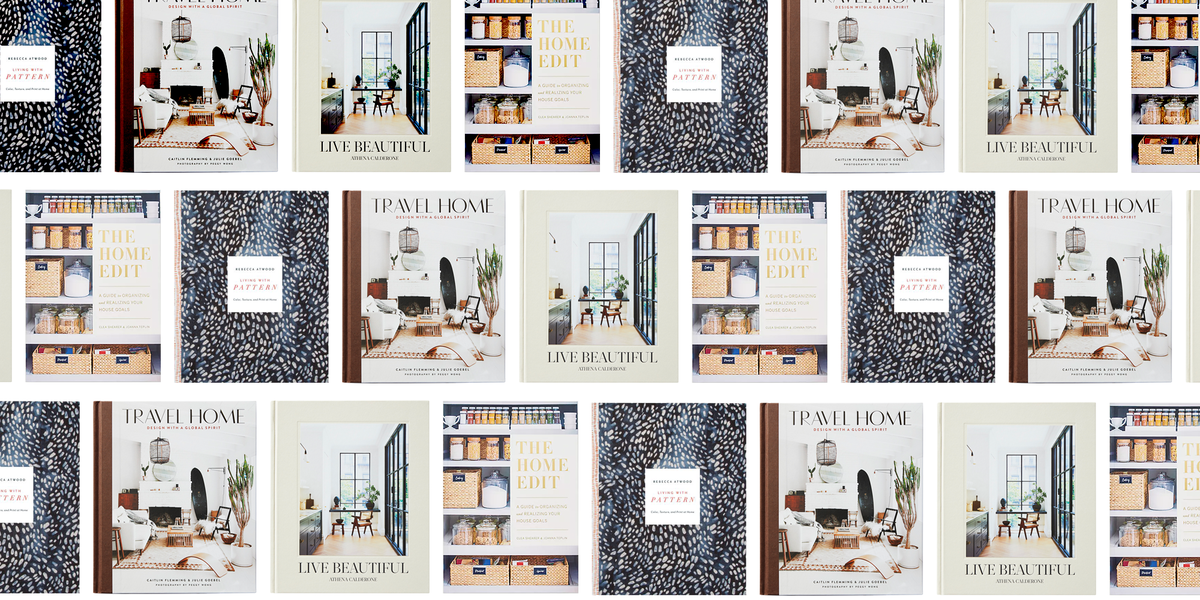 17 Interior Design Books to Help You Create the Home of Your Dreams