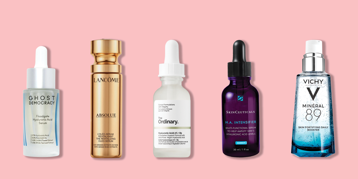 12 Best Hyaluronic Acid Serums, According to Skincare Pros