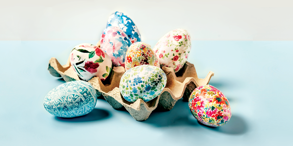 Easter Colors, Explained: Meaning and Symbolism Behind Colors of Easter