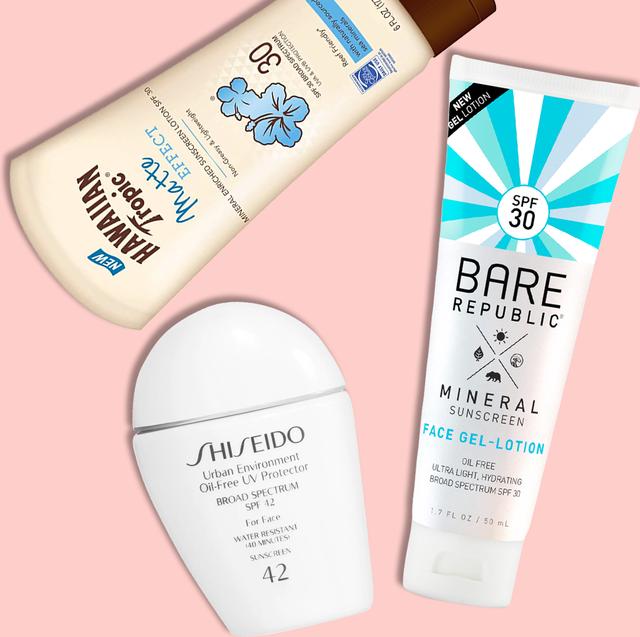 sunscreen for oily skin