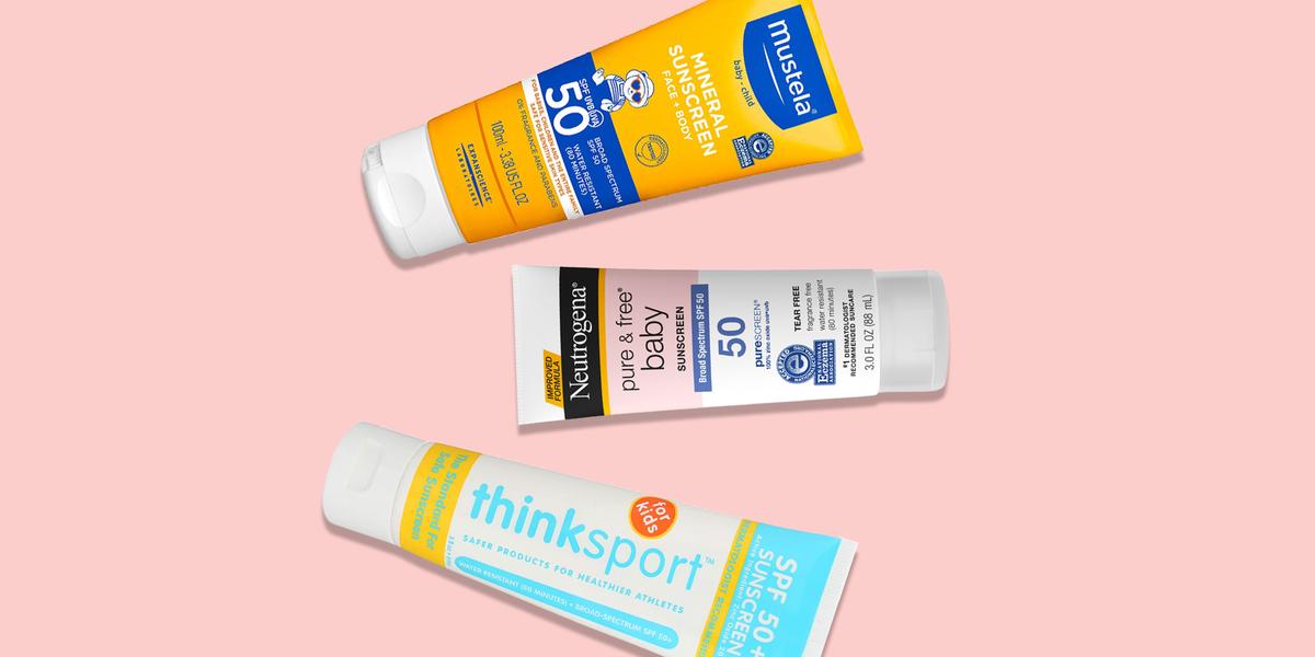 11 Best Sunscreens for Kids and Babies 2021 - Safest Sunblock for Kids