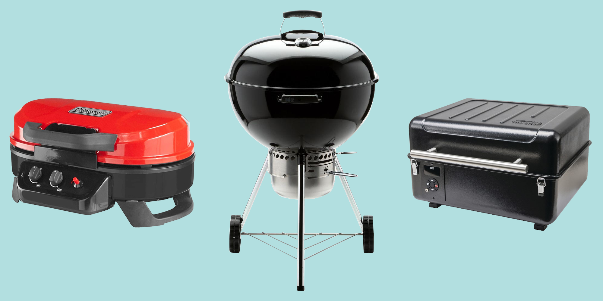 8 Best Grills to Buy 2021 - Top Gas, Charcoal, and Pellet Grill Reviews
